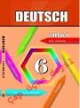 """""""Deutsch"""" (Alman dili - əsas xarici dil) fənni üzrə 6-cı sinif üçün dərslik"""