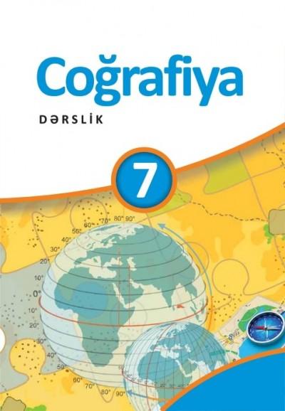 """""""Coğrafiya"""" fənni üzrə 7-ci sinif üçün dərslik"""